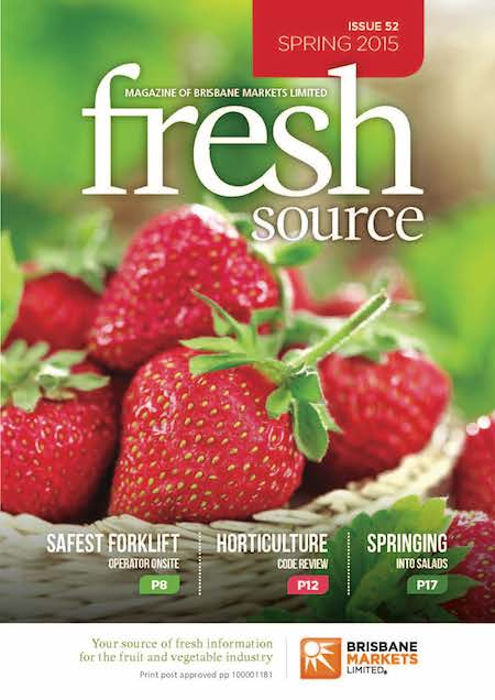 Fresh Source - #52 - Spring 2015