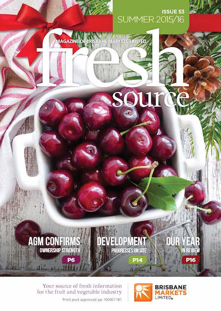 Fresh Source - #53 - Summer 2015/16