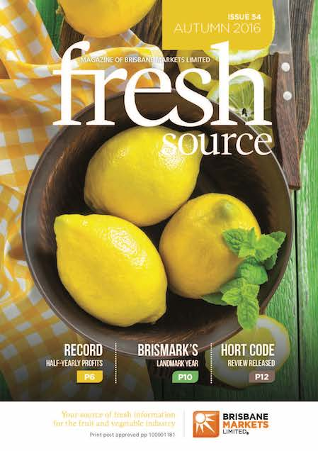 Fresh Source - #54 - Autumn 2016