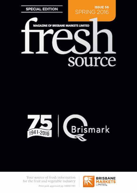 Fresh Source - #56 - Spring 2016