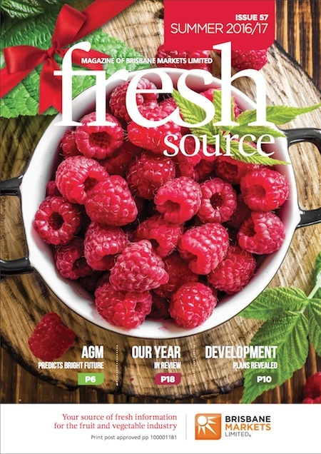 Fresh Source - #57 - Summer 2016/17