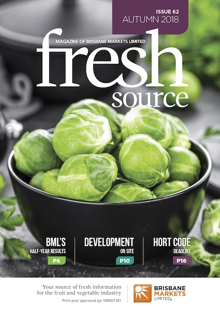 Fresh Source - 62 - Autumn  2018
